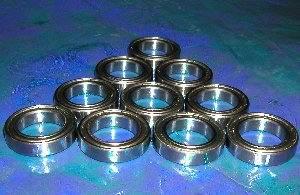 10 Balls Bearings 6804ZZ 20x32x7 Shielded
